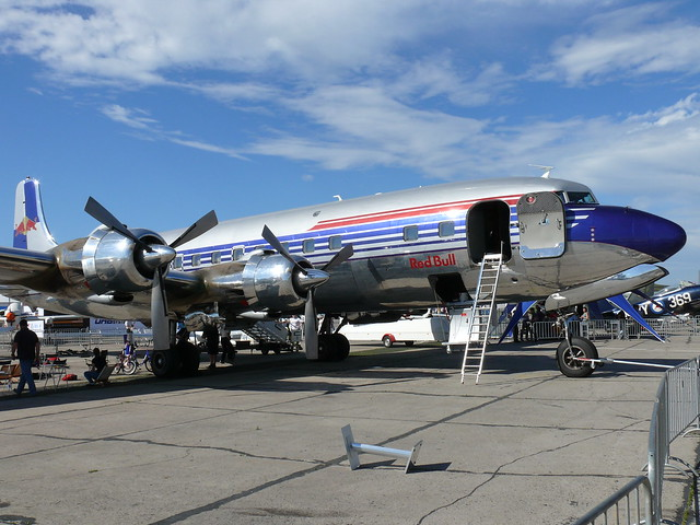 Flying Bulls Douglas DC-6B