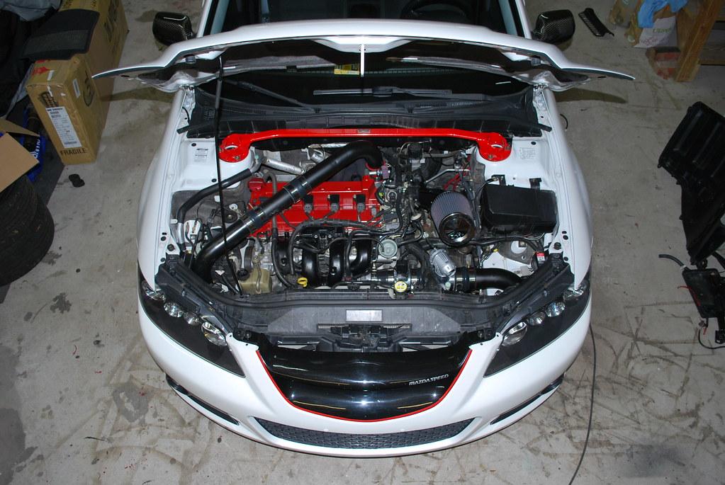 Qwik6 39 s mazdaspeed6 mazdaspeed forums for Mazdaspeed 6 passenger motor mount