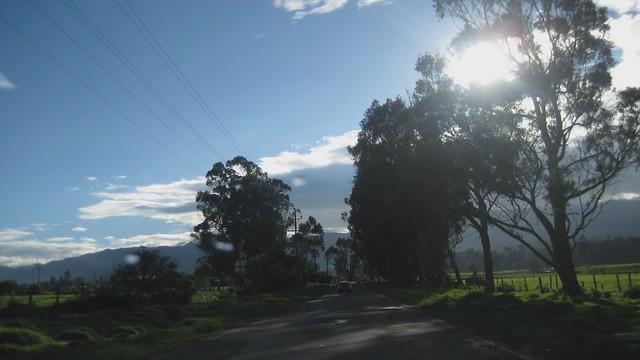 Timelapse: Viaje de Nemocón a Bogotá en 90seg