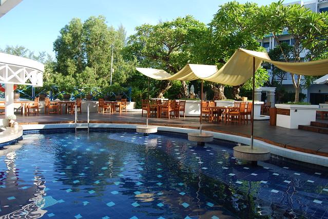 Andaman Seaview Hotel Karon Beach Phuket Thailand