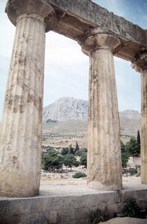 Corinth, Temple of Apollo (III)