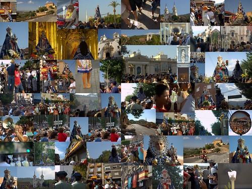 Romería de La Fuensanta 2010 Murcia