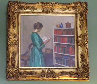 The Reader - Hove Museum