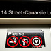 new subway rules by colormekatie