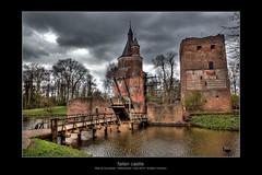 fallen castle (hdr)