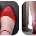 red shoes by thestoryofkat