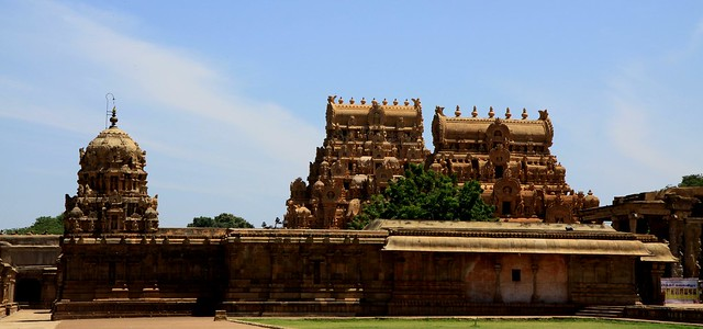 tanjavur big temple
