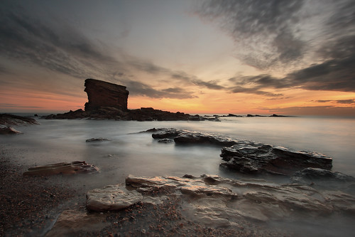 seascape sunrise coast rocks northumberland seatonsluice canonefs1022 collywellbay charleysgarden gnd075he