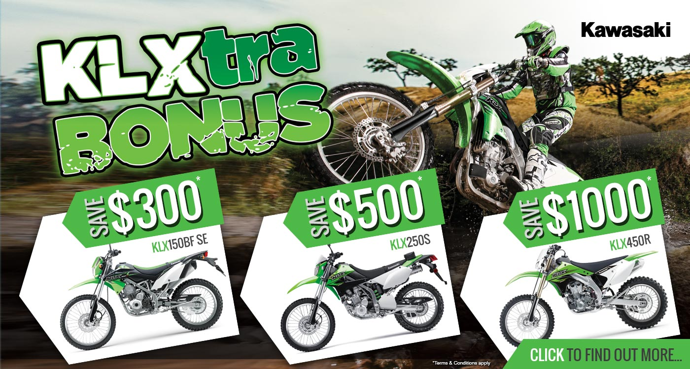 KLXtra Bonus