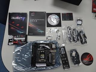 ASUS Strix Z270I Gaming 主機板