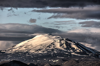 Hell's Gateway - Mt. Hekla Volcano