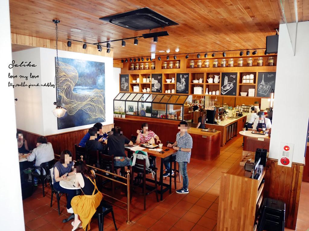 台中西屯區不限時餐廳咖啡館下午茶推薦卡啡那惠來店 (13)