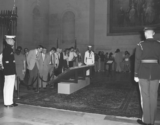Photograph of Constitution Day 1974