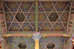 ceiling Juma masjid, Kokand