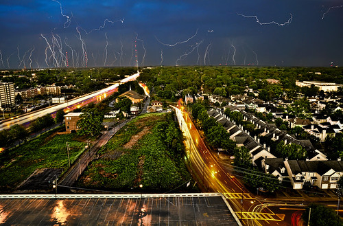 Atlanta Lightning Strikes