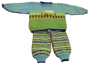 Dale of Norway Sheep - Sweater Set 2