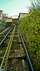 funicular, vehicle, transport, rolling stock, track,