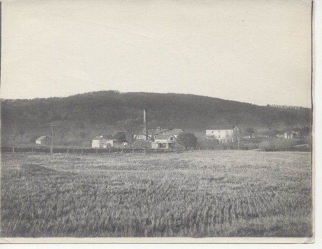 Valley factory from Colgate Mansion