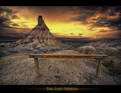The Lost World (El Mundo Perdido)