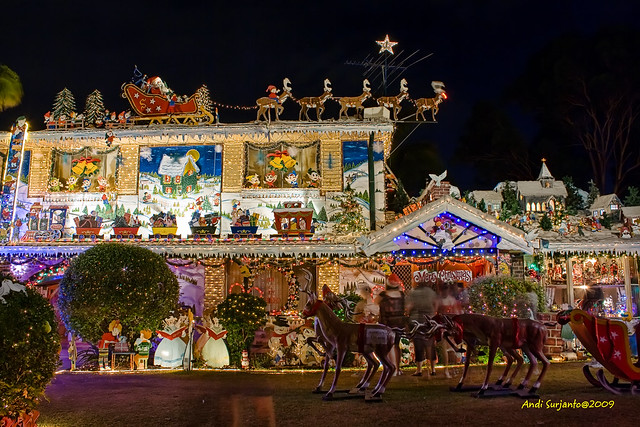 Christmas Decoration ~ 7 Mallee Quakers Hill | Flickr - Photo Sharing!