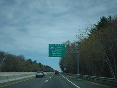 US Route 3 - Massachusetts