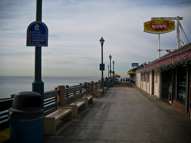 Redondo beach fishing area flickr photo sharing for Redondo sport fishing