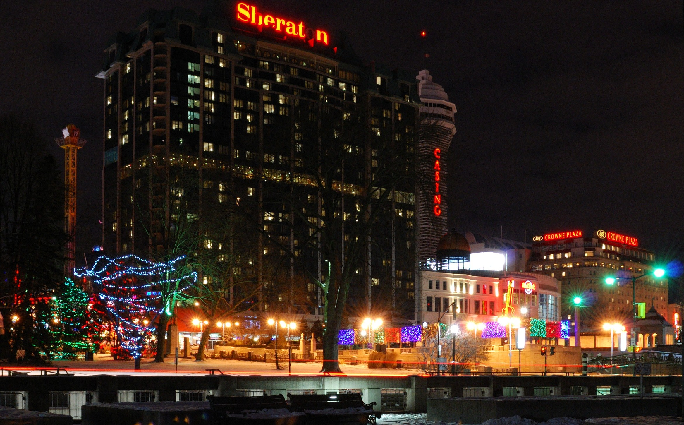 Sheraton Hotel Niagara Falls Usa