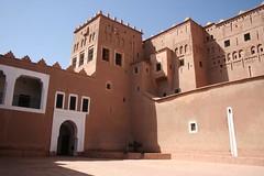 Kasbah de Taourirt em Ouarzazate