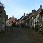 Gold Hill - Shaftesbury, Dorset, South West England