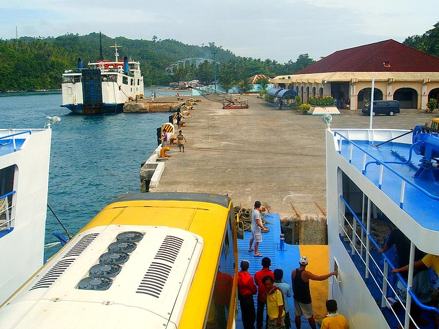port of lilo-an leyte