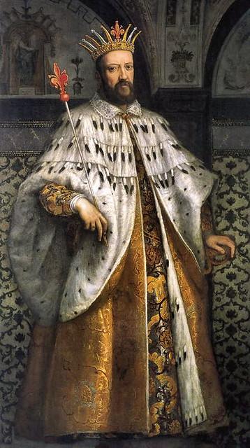 Ludovico Cardi detto il Cigoli - Cosimo I – Firenze, Palazzo Medici Riccardi