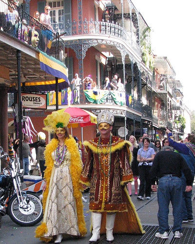 Mardi Gras French Quarter 20