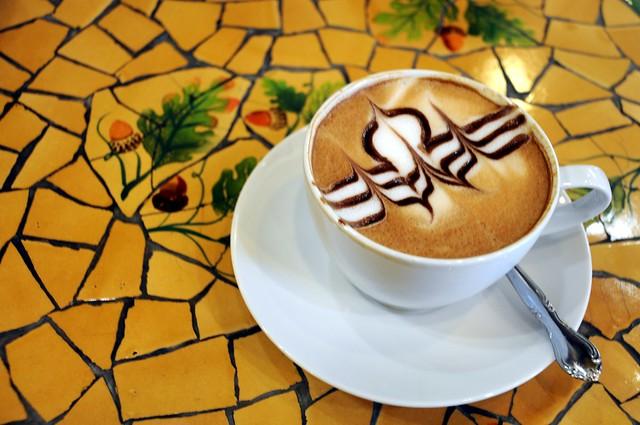 Latte in San Francisco