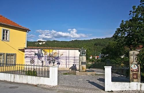 Jardim do Emigrante - Sul - Portugal