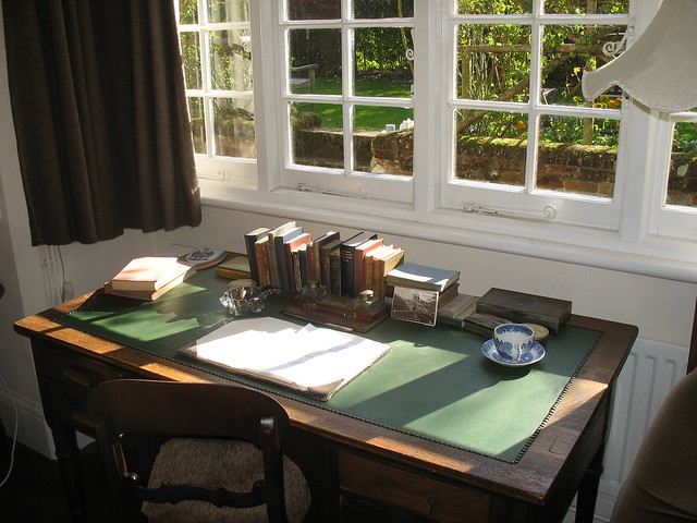 Garden Room Office