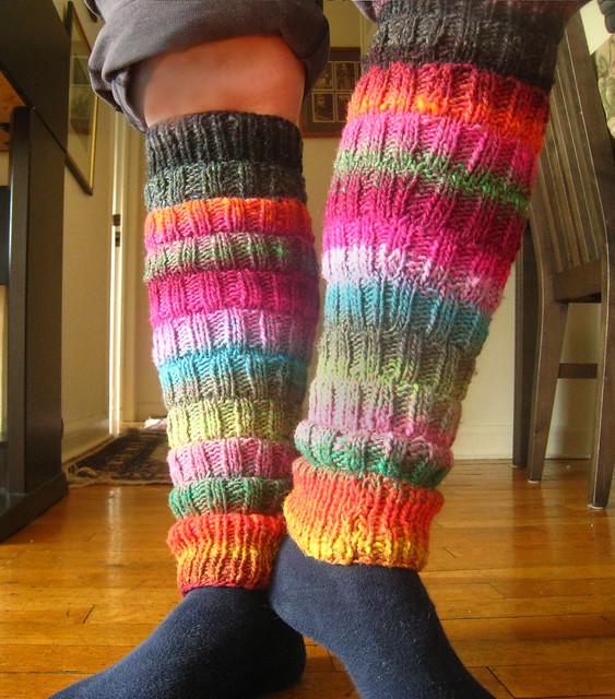 Knit Leg Warmers Patterns - Browse Patterns