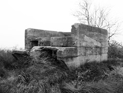 Platform Skid, Battery Croghan, Fort San Jacinto, Galveston, Texas 0116101744BW