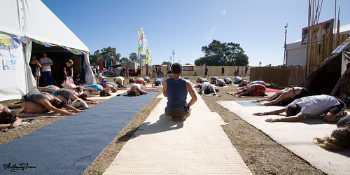 Yoga Health Centre @ Southbound 2010, Busselton | by antzpantz