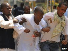 Somalis arrested in Kenya. Muslims have complained that they are unfairly targeted in the US-backed state in East Africa. by Pan-African News Wire File Photos