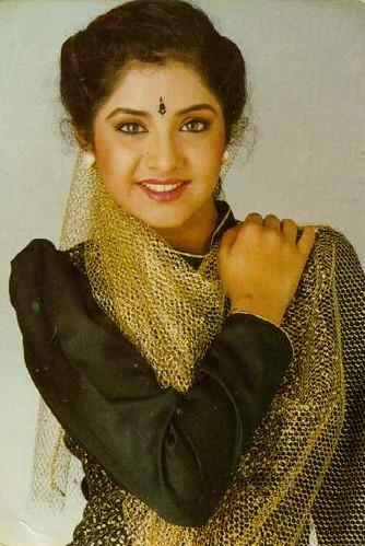 Divya Bharti - Picture