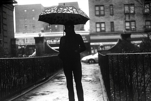 a Rainy Day Woman