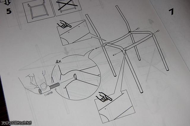 Montaje mesa y sillas laver de ikea flickr photo sharing - Machine a laver encastrable ikea ...