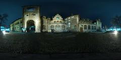 Zurich's Landesmuseum by Night