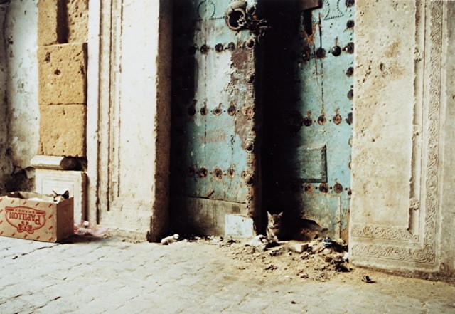 au fond du labyrinthe #3 (couleurs d'air 2009)