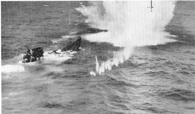 U-boat under attack | Flickr - Photo Sharing!