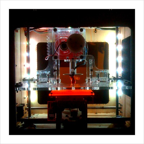 The 3-D Printer MakerBot