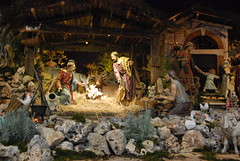 christmas decoration(0.0), ancient history(1.0), manger(1.0), nativity scene(1.0),