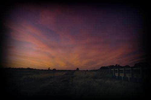 longexposure sunset night clouds countryside dusk lowerlight southaustralia project365 goldstaraward pentaxk20d 3652010