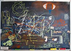 One Awesome Chalkboard
