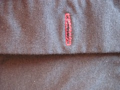 Repaired Buttonhole
